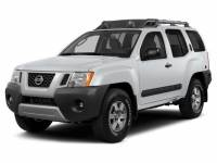 2014 Nissan Xterra 4WD S Sport