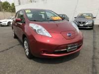 Certified Used 2015 Nissan LEAF SV Hatchback for sale in Oakland, CA