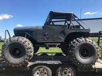 1978 Jeep CJ5 Mudder