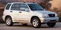 Pre-Owned 2003 Suzuki Grand Vitara 4dr Auto 4WD