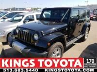 Used 2015 Jeep Wrangler Unlimited Sahara in Cincinnati, OH