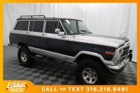 Pre-Owned 1989 Jeep Grand Wagoneer 4DR WAGON 4WD