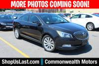 Pre-Owned 2015 Buick LaCrosse Leather Front Wheel Drive Sedan
