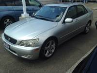 Used 2002 LEXUS IS 300 Base w/5-Speed Manual For Sale in Monroe OH
