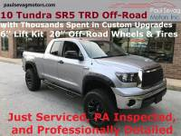 Used 2010 Toyota Tundra SR5 5.7L V8 TRD For Sale | West Chester PA