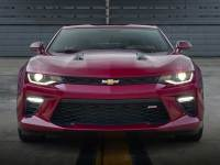 Certified Pre-Owned 2018 Chevrolet Camaro SS RWD 2D Coupe