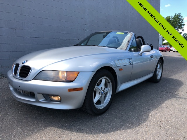 Photo Pre-Owned 1998 BMW Z3 1.9 RWD 2D Convertible