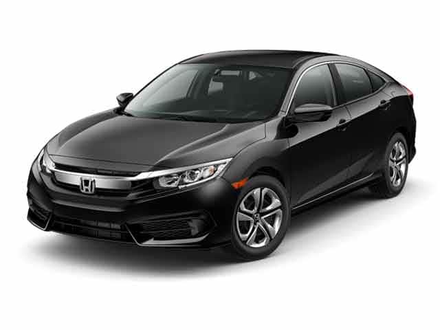 Photo 2016 Honda Civic LX Sedan For Sale in Bakersfield