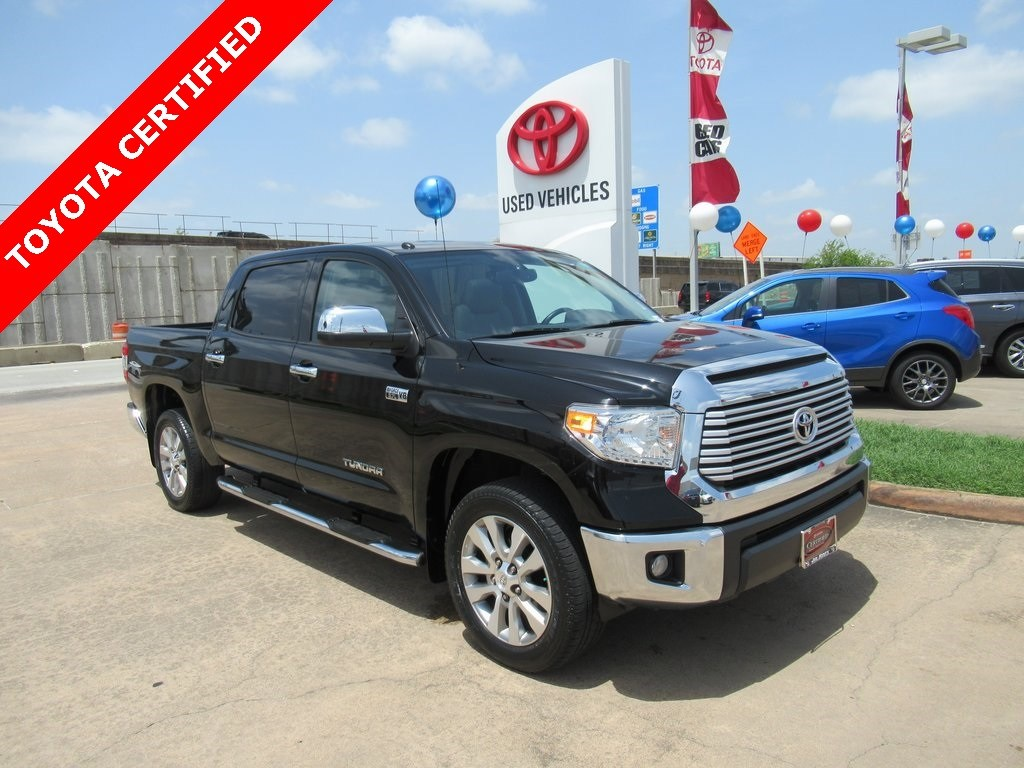 Photo Certified 2014 Toyota Tundra Limited Truck 4WD For Sale
