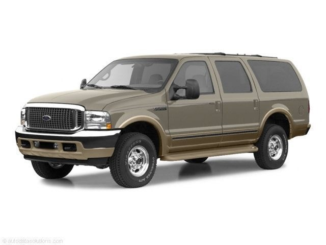 Photo 2002 Ford Excursion Limited