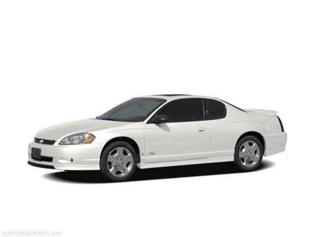 Photo 2007 Chevrolet Monte Carlo SS Coupe