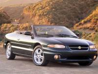 PRE-OWNED 1996 CHRYSLER SEBRING JXI FWD 2D CONVERTIBLE
