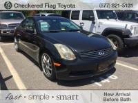 Pre-Owned 2005 INFINITI G35 Base RWD 2D Coupe