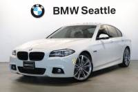 Certified Pre-Owned 2016 BMW 535i For Sale in Seattle