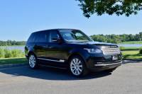 2013 LAND ROVER RANGE ROVER SUPERCHARGED, NAVI AND BACKUP CAM