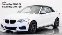 Used 2017 BMW M240i Convertible Convertible in Torrance