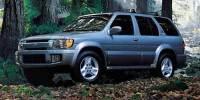 2001 InfinitiQX4 4dr SUV Luxury 4WD