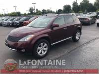 PRE-OWNED 2006 NISSAN MURANO SL AWD