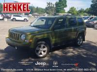 PRE-OWNED 2012 JEEP PATRIOT SPORT 4X4 4WD