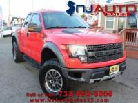 2010 Ford F-150 SVT Raptor SuperCab 5.5-ft. Bed 4WD