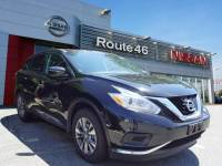 Used 2017 Nissan Murano S SUV for sale in Totowa NJ