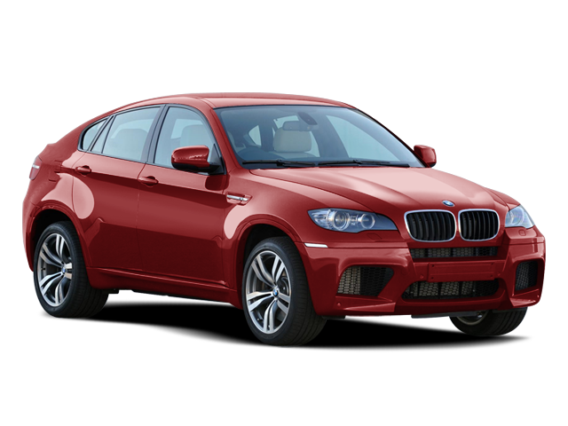 Photo Pre-Owned 2010 BMW X6 M AWD