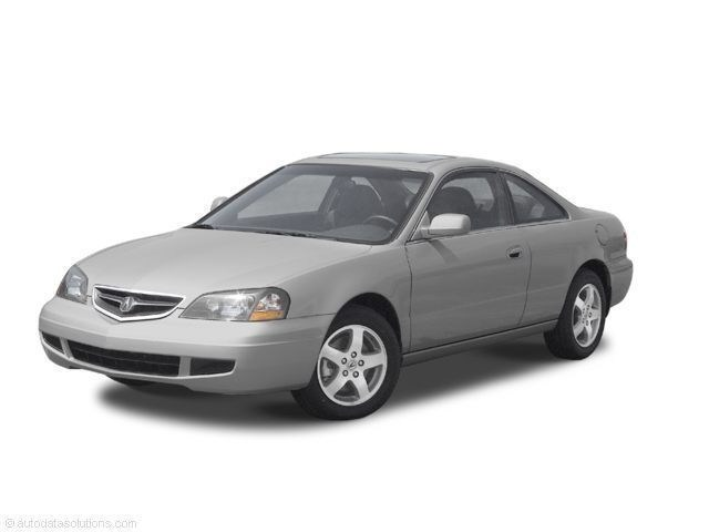 Photo Pre-Owned 2003 Acura CL 3.2 Type S wNavigation System Coupe in Greenville SC