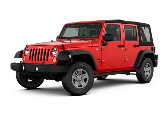 Photo 2018 Jeep Wrangler JK 4WD Unlimited Sport 4x4 SUV in Baytown, TX Please call 832-262-9925 for more information.