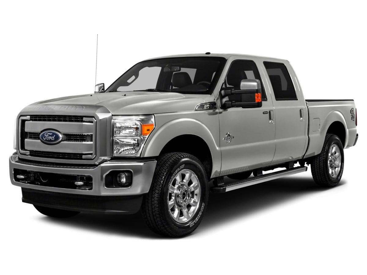 Photo Used 2015 Ford F-250SD King Ranch in West Palm Beach, FL