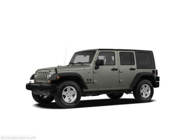 Photo Used 2007 Jeep Wrangler Unlimited Rubicon SUV for sale in Midland, MI