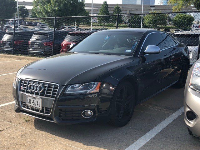 Photo Pre-Owned 2009 Audi S5 4.2 Coupe For Sale in Frisco TX
