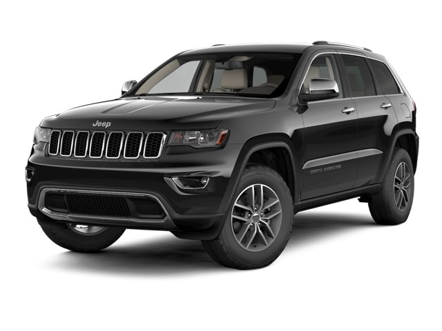 Photo Pre-Owned 2017 Jeep Grand Cherokee Limited SUV For Sale  Raleigh NC