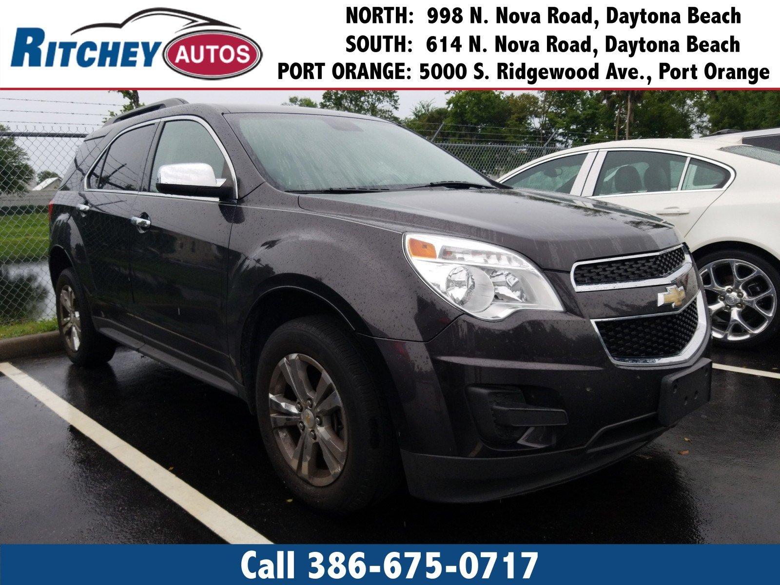 Photo Used 2014 Chevrolet Equinox LT For Sale in Daytona Beach, FL