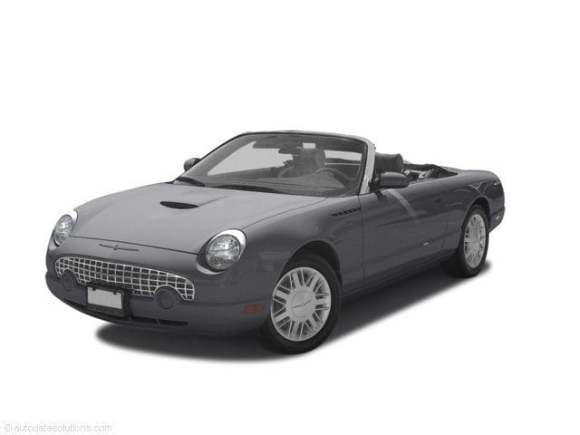 Photo Used 2003 Ford Thunderbird for sale in Flagstaff, AZ