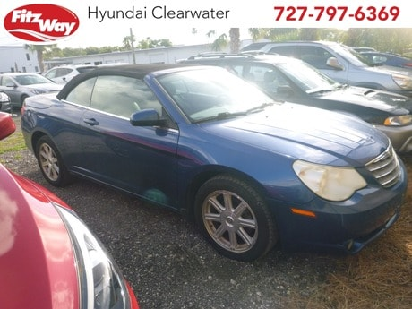 Photo Used 2008 Chrysler Sebring Touring for Sale in Clearwater near Tampa, FL