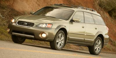 Photo Used 2005 Subaru Outback 3.0R For Sale in Danbury CT