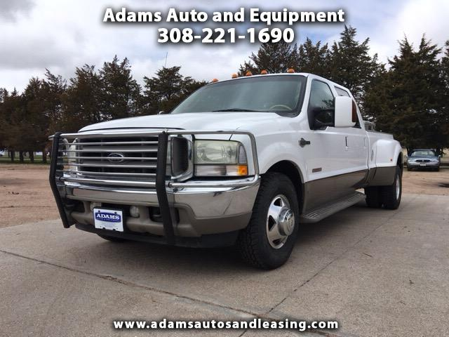 Photo 2003 Ford F-350 SD King Ranch Crew Cab 2WD DRW