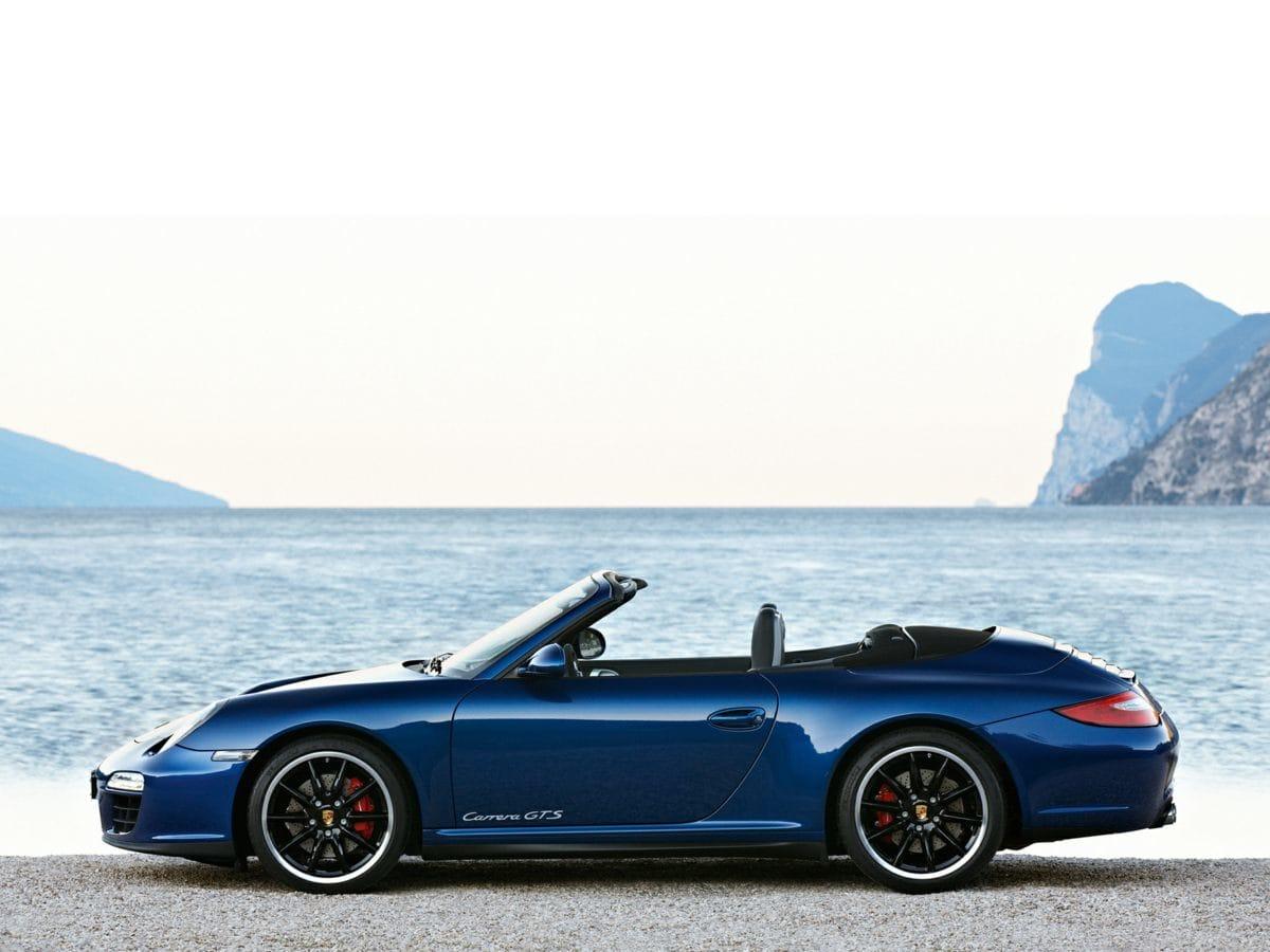 Photo 2012 Porsche 911 Cabriolet