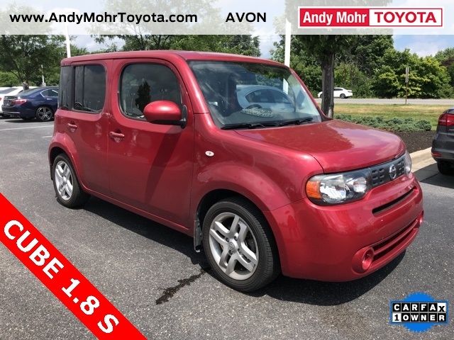 Photo Pre-Owned 2009 Nissan Cube 1.8 S FWD 4D Station Wagon