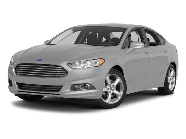 Photo 2015 Ford Fusion Titanium - Ford dealer in Amarillo TX  Used Ford dealership serving Dumas Lubbock Plainview Pampa TX