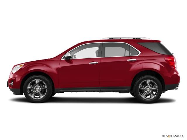 Photo Certified 2015 Chevrolet Equinox LTZ SUV Front-wheel Drive in Jacksonville FL