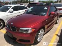 2012 BMW 135i Convertible 135i w/ M Sport/Premium/Convenience/Navigation Convertible in San Antonio