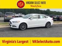 2013 Ford Fusion SE Sedan - Amherst, VA