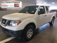 Pre-Owned 2016 Nissan Frontier S Truck King Cab in Oakland, CA