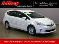 Pre-Owned 2013 Toyota Prius v FWD