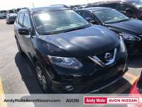 Pre-Owned 2015 Nissan Rogue SL AWD 4D Sport Utility
