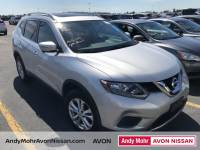 Pre-Owned 2015 Nissan Rogue SV AWD 4D Sport Utility