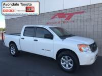 Pre-Owned 2010 Nissan Titan Truck Crew Cab 4x2 in Avondale, AZ