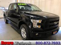 2016 Ford F-150 XL Local One Owner Trade In! Truck V6