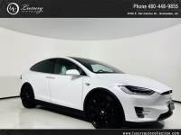 2016 Tesla Model X P90D | Ludicrous Speed | Glass Roof | Red Calipers | 17 18 With Navigation